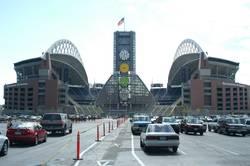 Stadion der Seahawks
