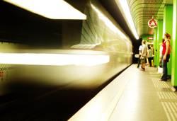 Underground in Wien