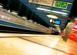 U-Bahn verpasst