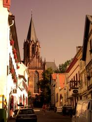 Gotik-Kirche