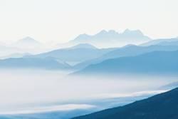 Sanfte Bergwelt