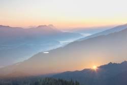 Fernweh   Urlaub in den Bergen