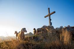 Unterm Kreuz