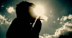 sunlight smoker