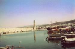 Leuchtturm Kreta