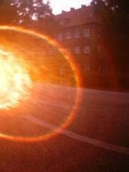 Gegen die Sonne2