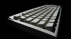 Keyboard B&W