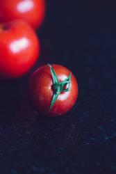 Frische Bio Tomaten