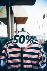 SALE Verkauf -50% Fashion