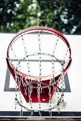 Street Basketball Korb