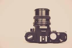 analog spiegelreflexkamera