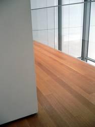 Holz und Glas