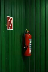 study in red/green oder: das gleiche in grün