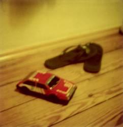 Flip Flop Car