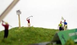 Golf Miniatur