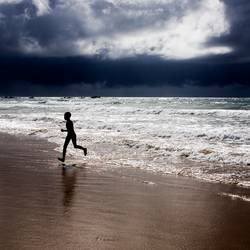 Running from the Storm