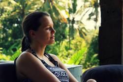Relaxing in Ubud