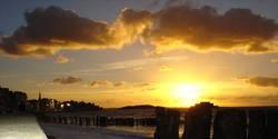 Sonne über St.Malo