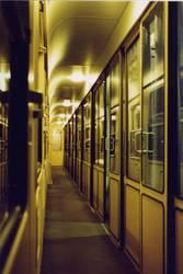 der Zug in die Nacht