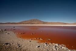 Rotes Wasser, Lagune