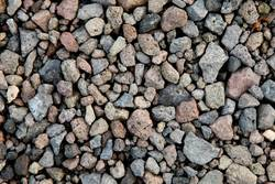 Steine und Schutt Textur