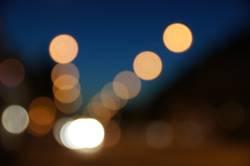 Urban Night Lights
