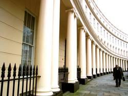 London:  Park Crescent, Regent's Park