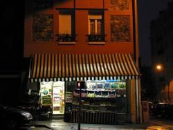 Gemüseladen in Meudon bei Paris