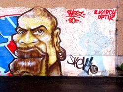 Graffiti, Leipzig