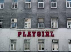 Playgirl in Wien