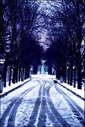 Friedhof Montparnasse / Paris