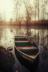 Ruhiger Fluß