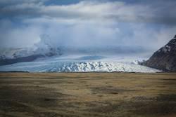 Gletscherwelle