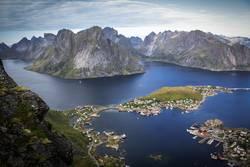 Reine, Lofoten, Skandinavien