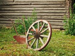 wheel and plough