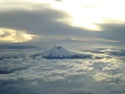 volcan cotopaxi (ecuador)