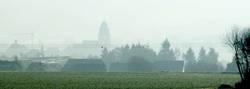 Nebel über Usingen