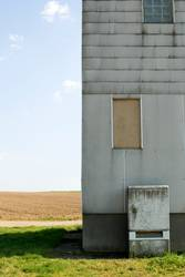 halb Haus halb Feld