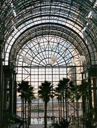 Atrium im World Financial Center, New York 1989
