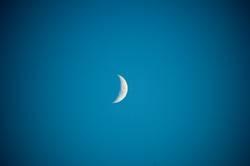 Der Mond ist unsere Sonne