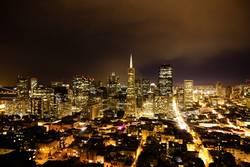 San Francisco @ Night