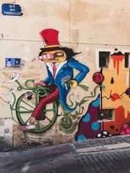 Hugo le cycliste