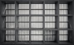 Fenster von unten