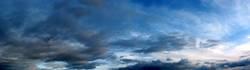 Wolken am Nachmittag