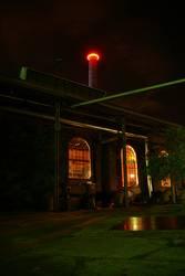 Industrie-Halle