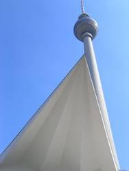 Berliner Fernsehturm mal anders