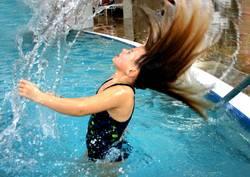 Damit das Wasser fliegen lernt!