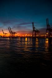 Barcelona Containerterminal