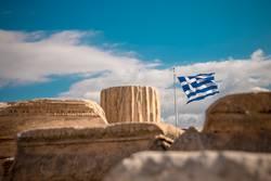 Teile der Geschichte Griechenlands