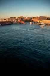 Jachthafen von Neapel